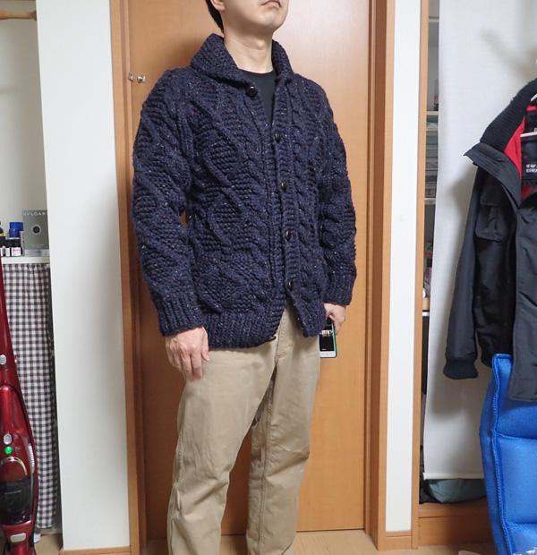 BMWに合うメンズ服kanata
