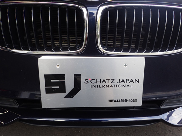 シャッツジャパンのGZOXボディガラスコーティング
