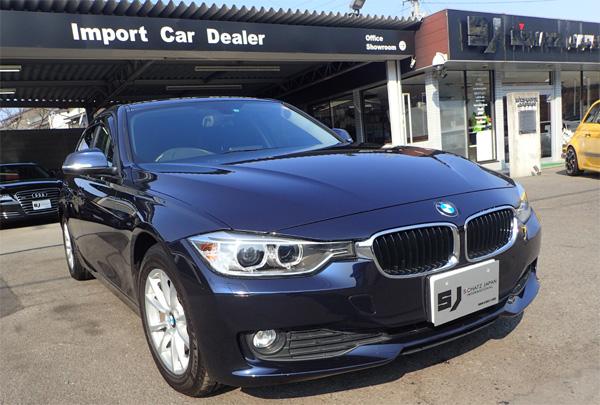 BMW320d納車日