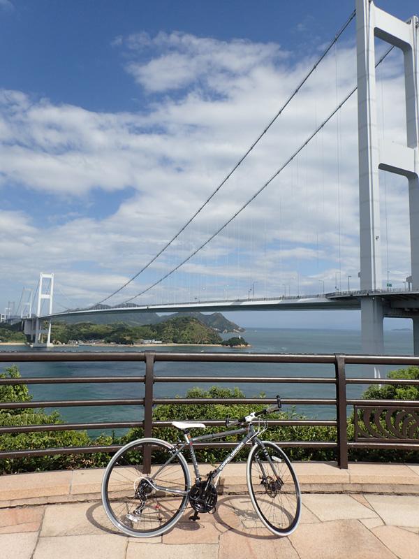 ドッペルギャンガーと来島海峡大橋
