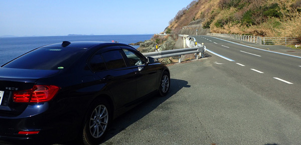 BMWドライブレポート