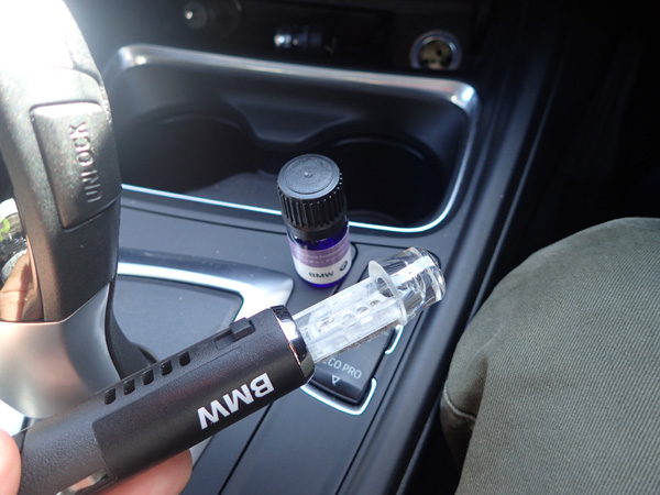BMW純正アロマディフューザー