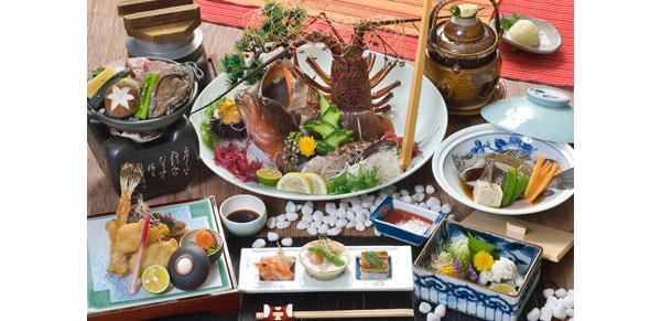 富士見園の料理