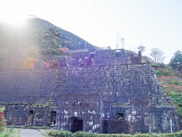 東洋のマチュピチュ貯蔵庫跡