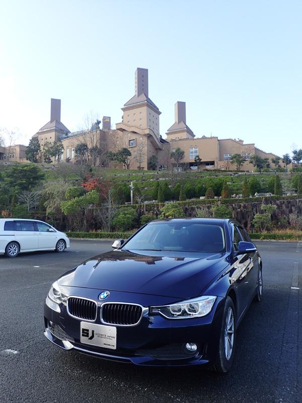 えひめこどもの城の駐車場