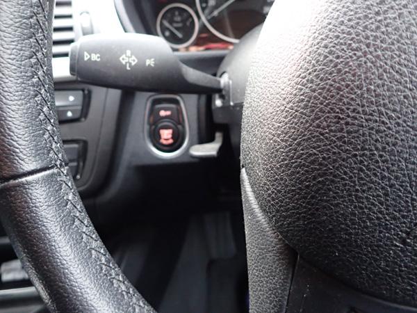 BMW3シリーズのイグニッションスイッチ