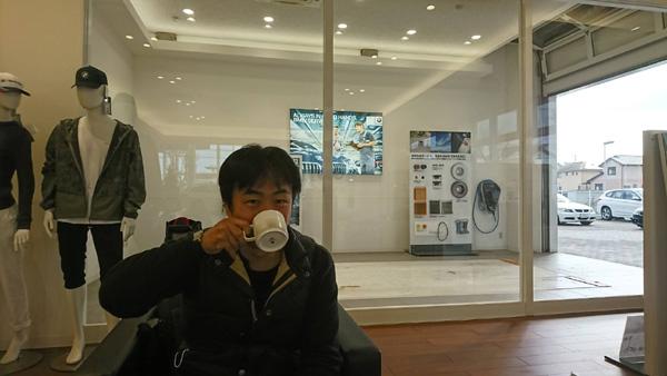 Ehime BMWアルスターオート(株)本社ショールーム