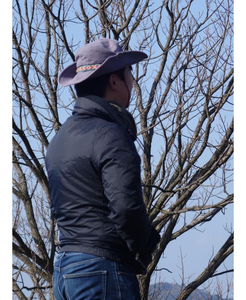 太山寺・瀧雲山にて